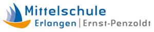 Logo der Enst Penzoldt Mittelschule