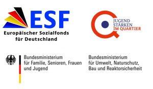 ESF JustiQ und BMFSFJ
